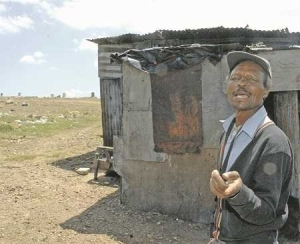 Unbelievable! Meet the Lonely Man Who Lives and Sleeps Among Dead People and Ghosts (Photo)